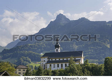 "Stock Photograph of ""Parish Church of the Nativity of Mary."