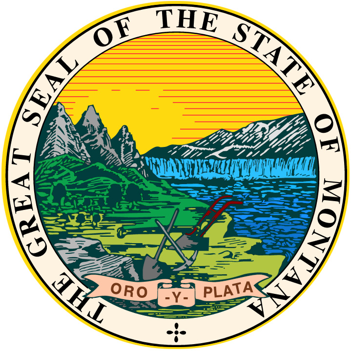 Seal of Montana.
