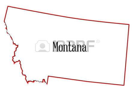 276 Montana Outline Cliparts, Stock Vector And Royalty Free.