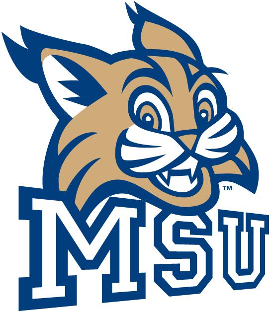 Montana State Bobcats mascot, Champ..