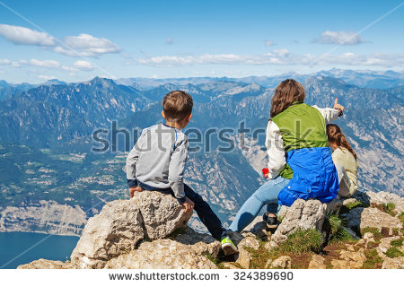 Monte Baldo Stock Photos, Royalty.