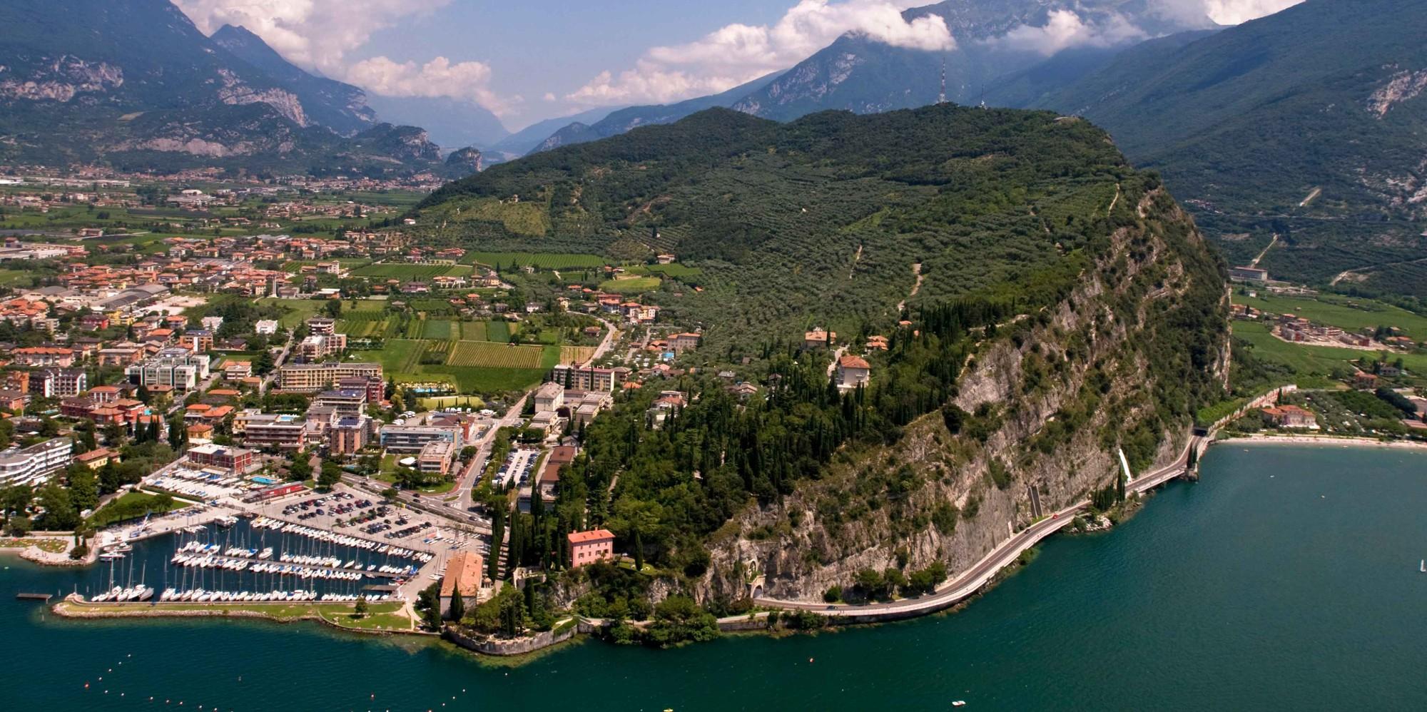 Hotel near Forti di Monte Brione.