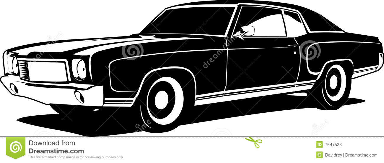 Black and white montecarlo stock vector. Illustration of.
