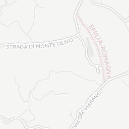 Mapa turístico de Monte Colombo : Plano de Monte Colombo.