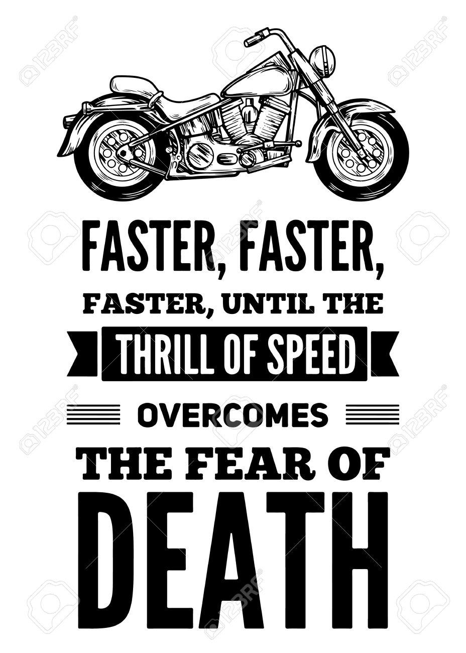 Plus Rapide, Plus Rapide, Plus Rapide, Jusqu'à Ce Que Le Frisson.