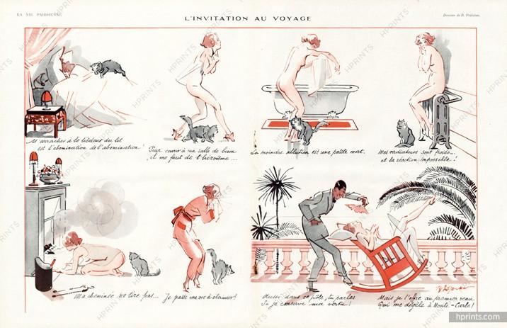 La Vie Parisienne 1921 — Recent additions.