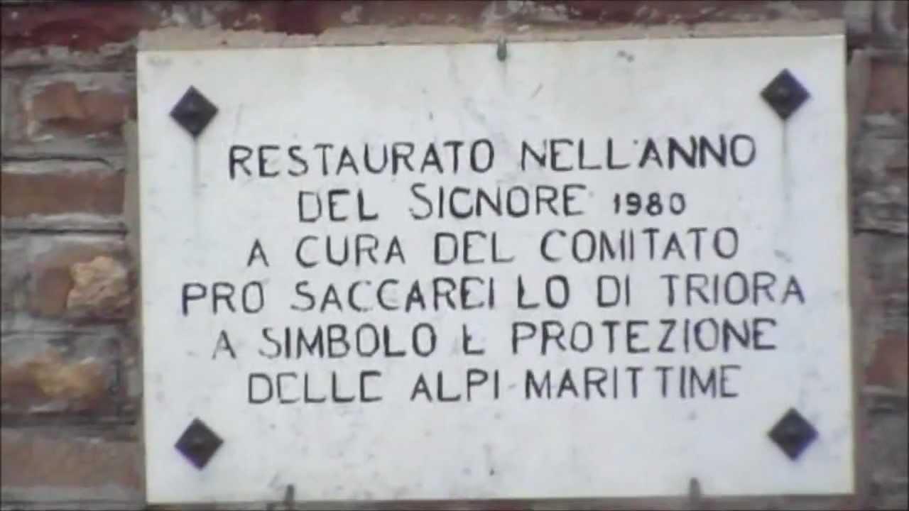 Monte Saccarello e Statua del Redentore..