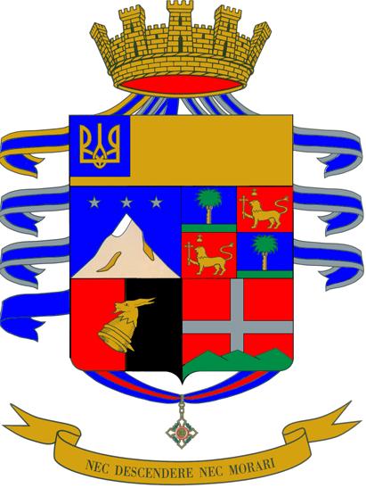 1st Alpini Regiment.