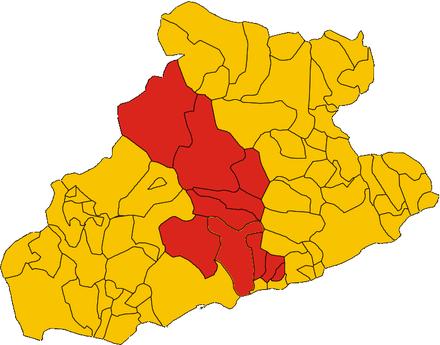Valle Argentina.