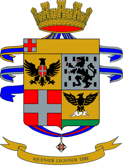"17º Reggimento addestramento volontari ""Acqui""."