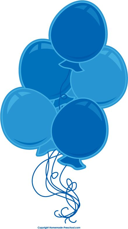 birthday clipart free blue 20 free Cliparts | Download ...