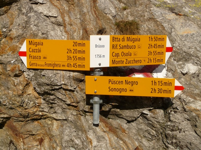 Free pictures SIGNPOSTS.