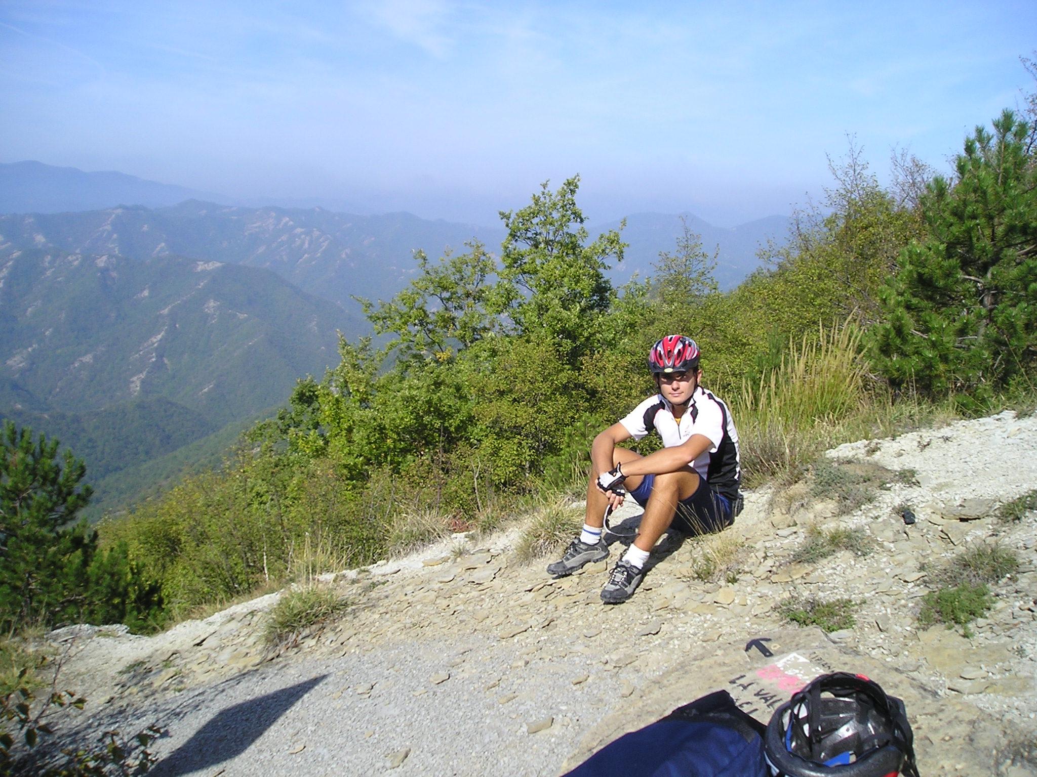Monte Zucchero Dante.