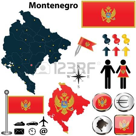 3,894 Montenegro Stock Illustrations, Cliparts And Royalty Free.