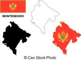 Montenegro clipart.