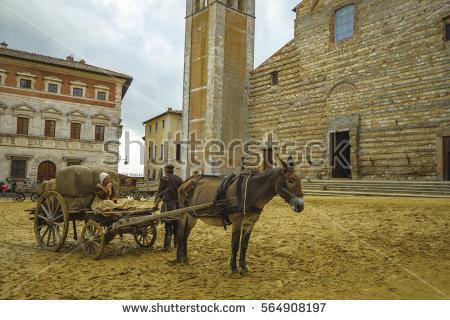 Montepulciano Stock Photos, Royalty.