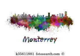 Monterrey Stock Illustration Images. 15 monterrey illustrations.