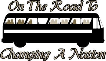 Montgomery bus boycott clipart.