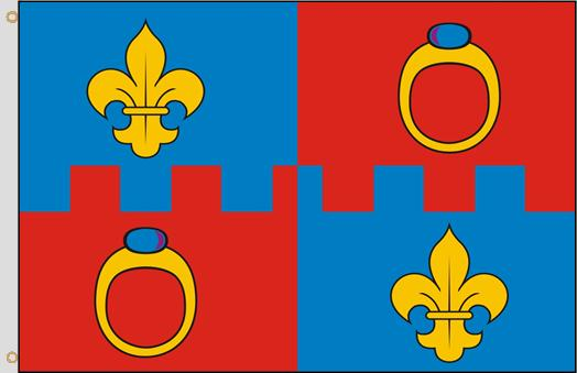 Montgomery County, MD Flag.