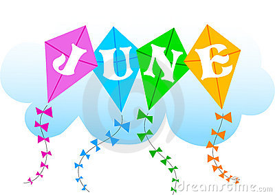 June Clipart Free.