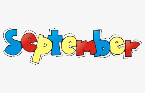 Free September Images Clip Art with No Background.