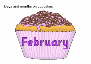Months of the Year Classroom Birthday Display Resources.