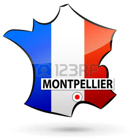 91 Montpellier Stock Vector Illustration And Royalty Free.