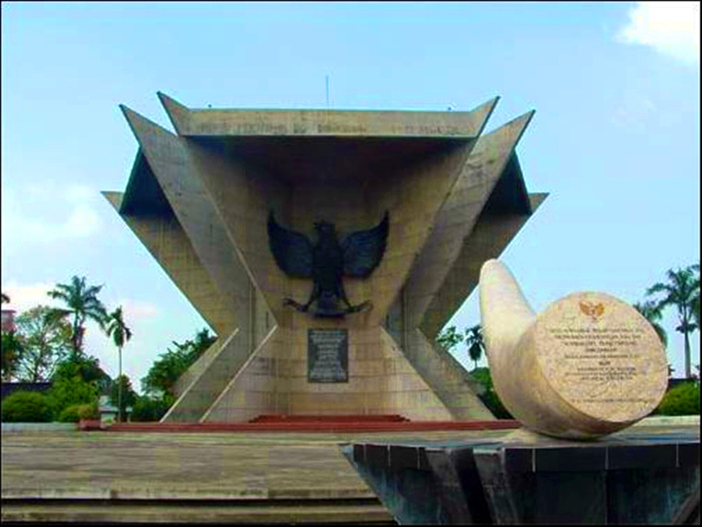 Monumen Perjuangan Rakyat (MONPERA).