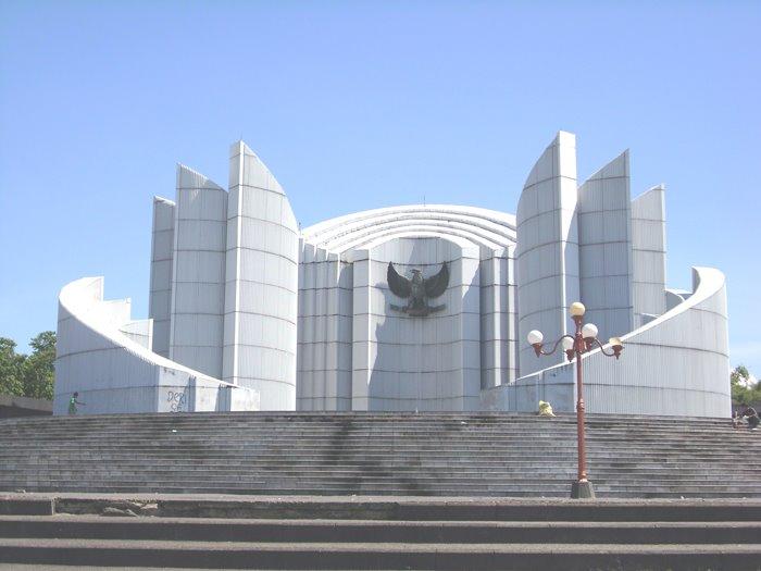Monumen Perjuangan Rakyat, Bukti Semangat Besar Para Pejuang.