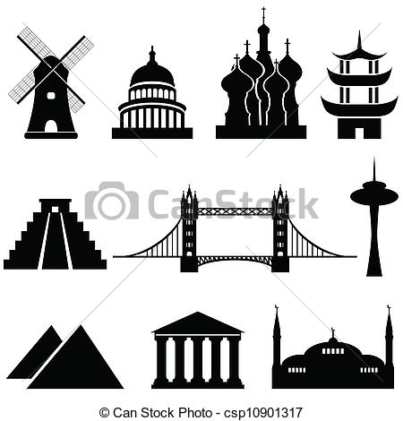 Monuments Vector Clipart EPS Images. 16,225 Monuments clip art.