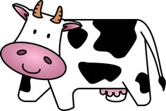 Moo clipart.