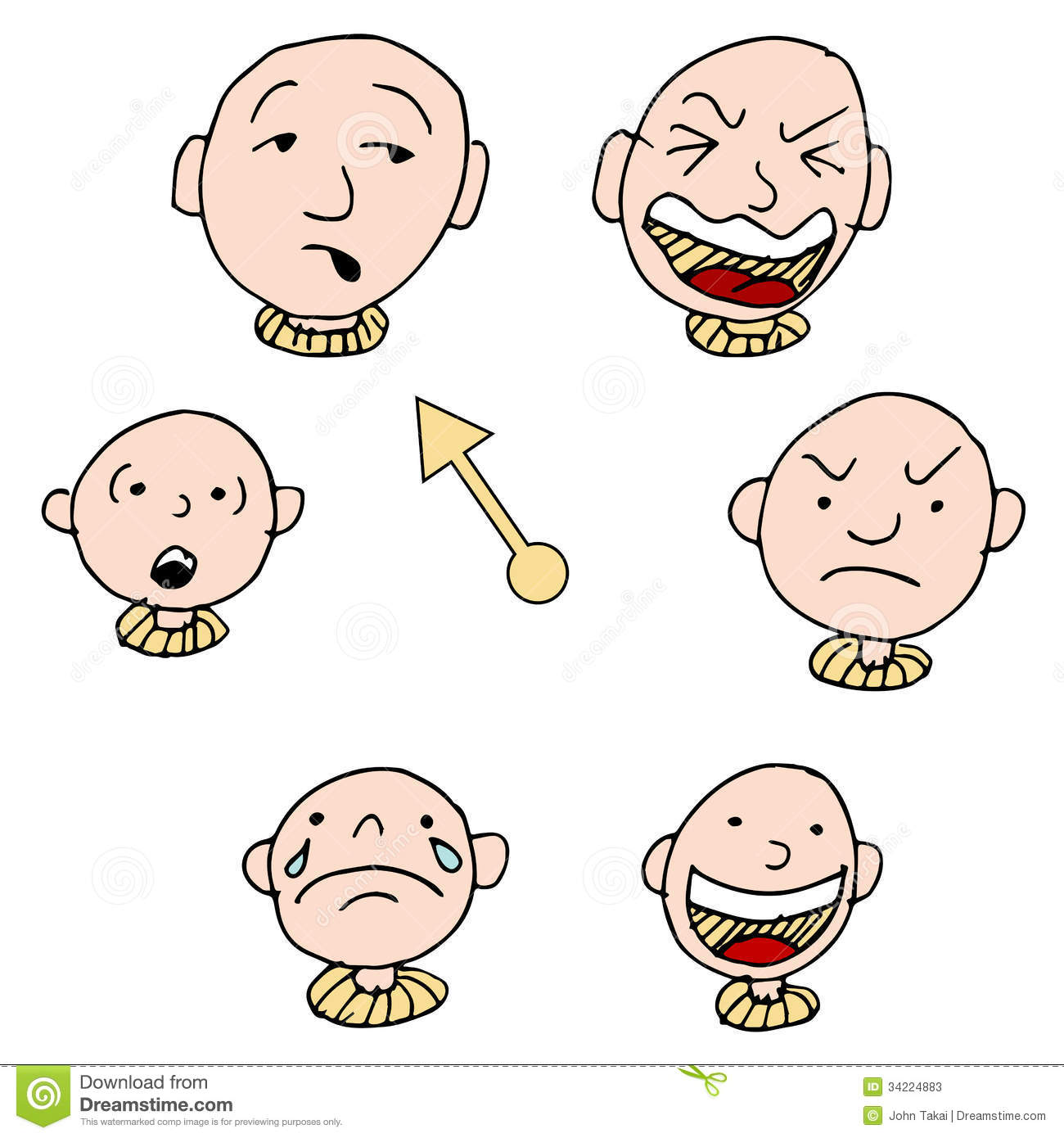 Moods clipart - Clipground