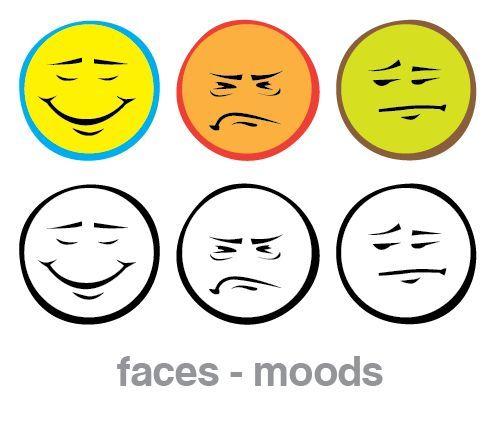 Mood Clip Art.