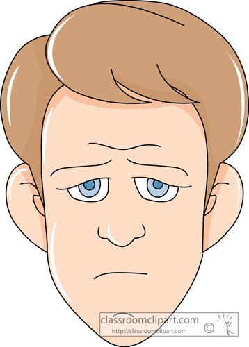 Facial Expressions Clipart.