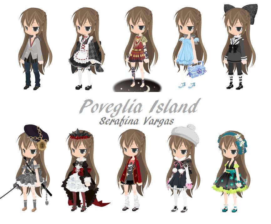 Poveglia Island Selfy by Otaku.