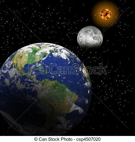 Earth moon stars Illustrations and Stock Art. 8,532 Earth moon.