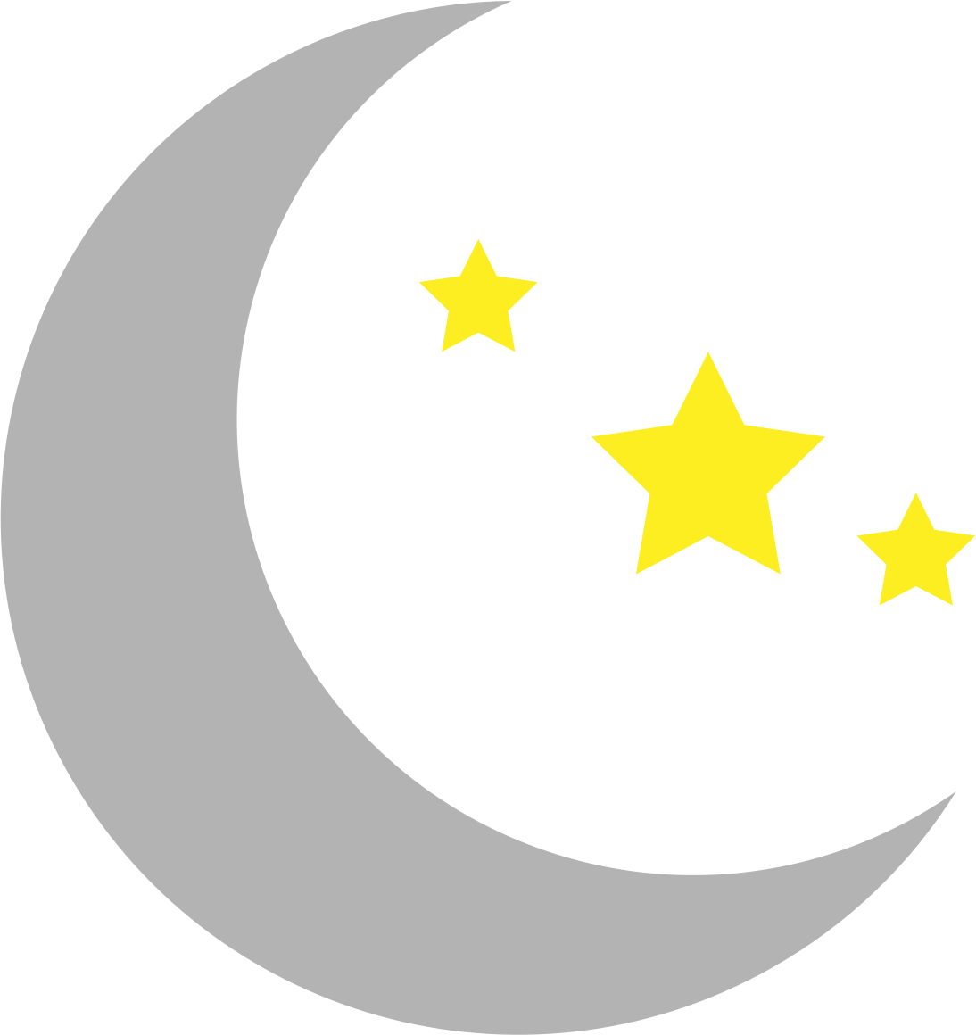Moon And Star Clipart.
