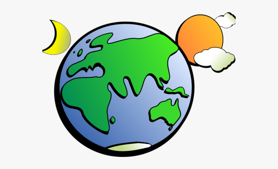 Earth Day Clipart Bumi.