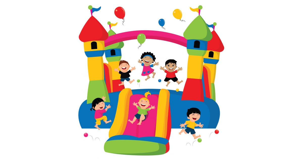 Free Bounce House Clipart, Download Free Clip Art, Free Clip.