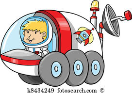 Moon buggy Clip Art Royalty Free. 99 moon buggy clipart vector EPS.