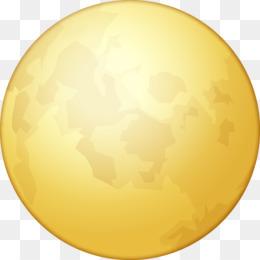 Moon Emoji PNG and Moon Emoji Transparent Clipart Free Download..