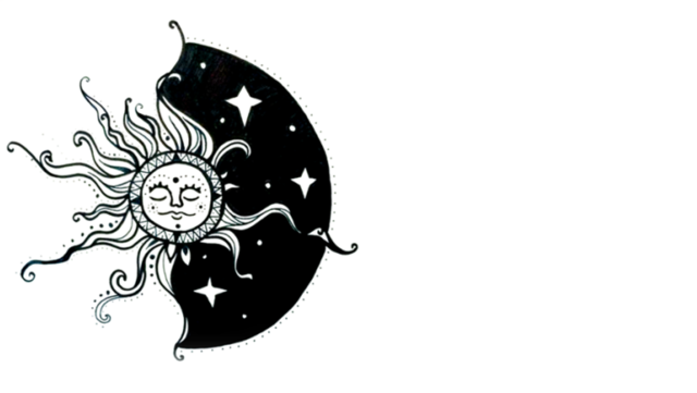 moon clipart tumblr clipground Design Clip Art Black and White Clip Art