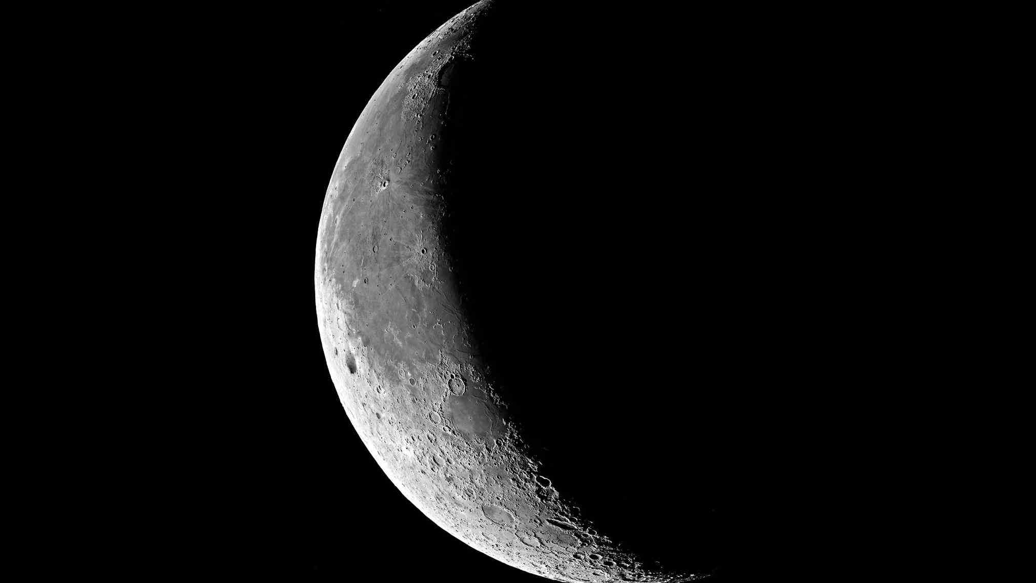 Half Crescent Moon With Face Tattoo: Moon Clipart Tumblr