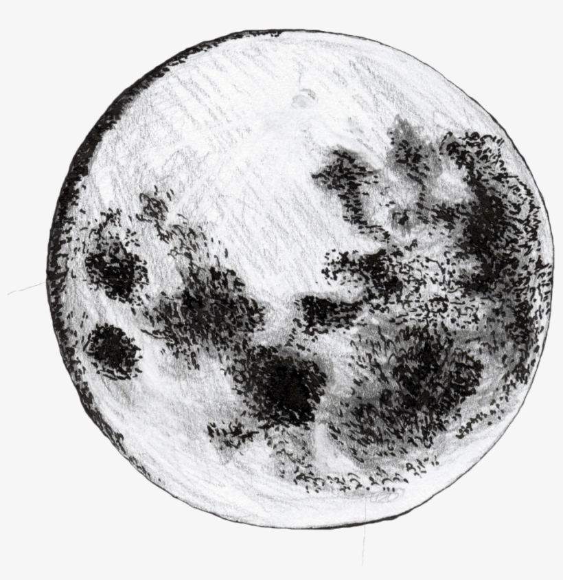 Moon Drawing Png, png collections at sccpre.cat.