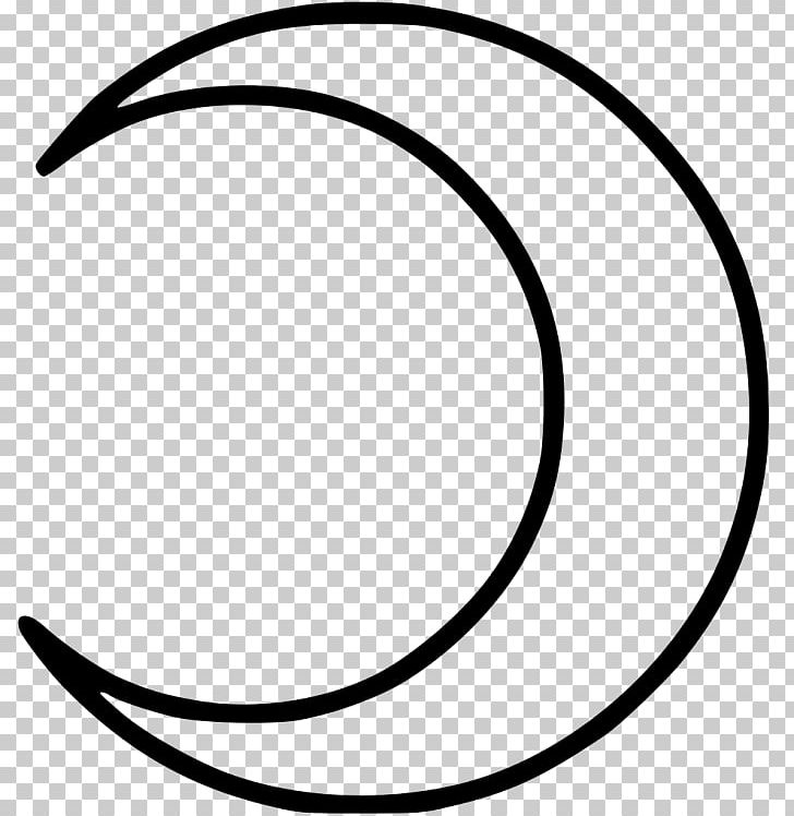 Drawing Crescent Moon Earth PNG, Clipart, Area, Black, Black.