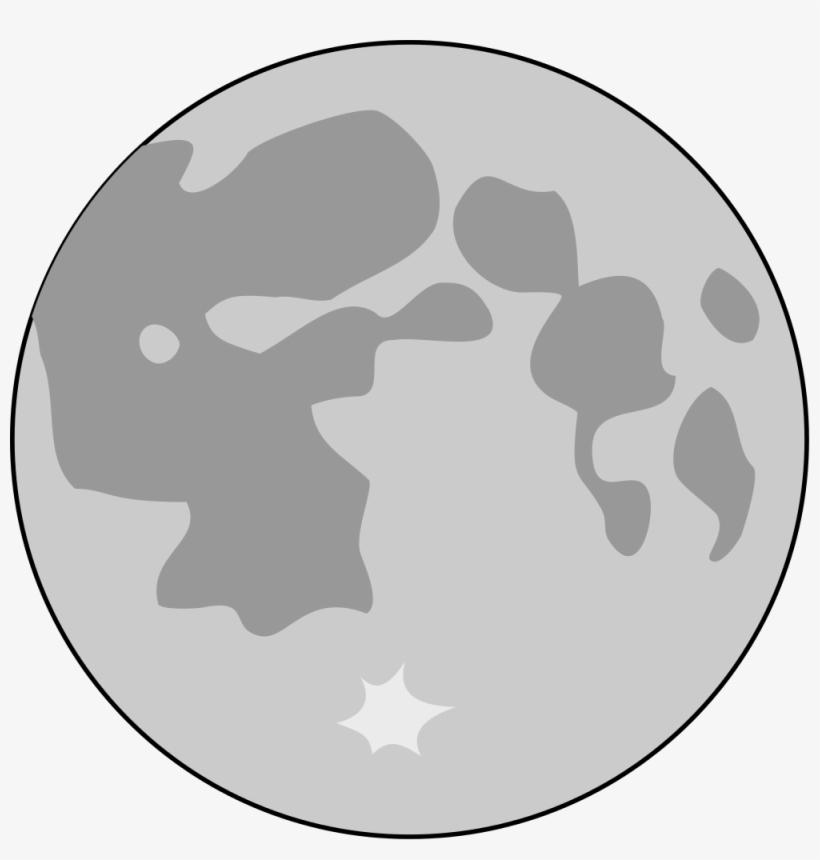 Moon Drawing Png.