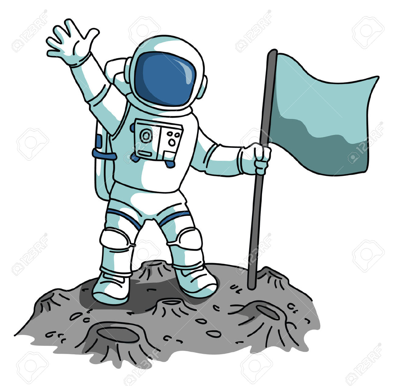 Astronaut Royalty Free Cliparts, Vectors, And Stock Illustration.
