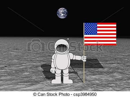 Moon landing Stock Illustrations. 2,578 Moon landing clip art.