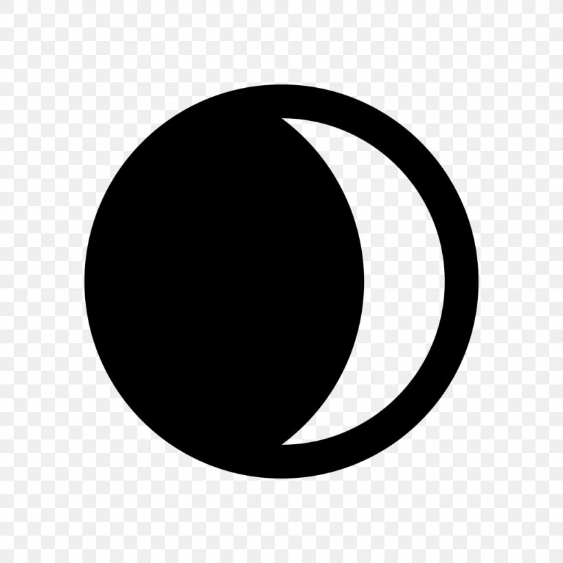 Lunar Phase Crescent Moon Clip Art, PNG, 1024x1024px, Lunar.