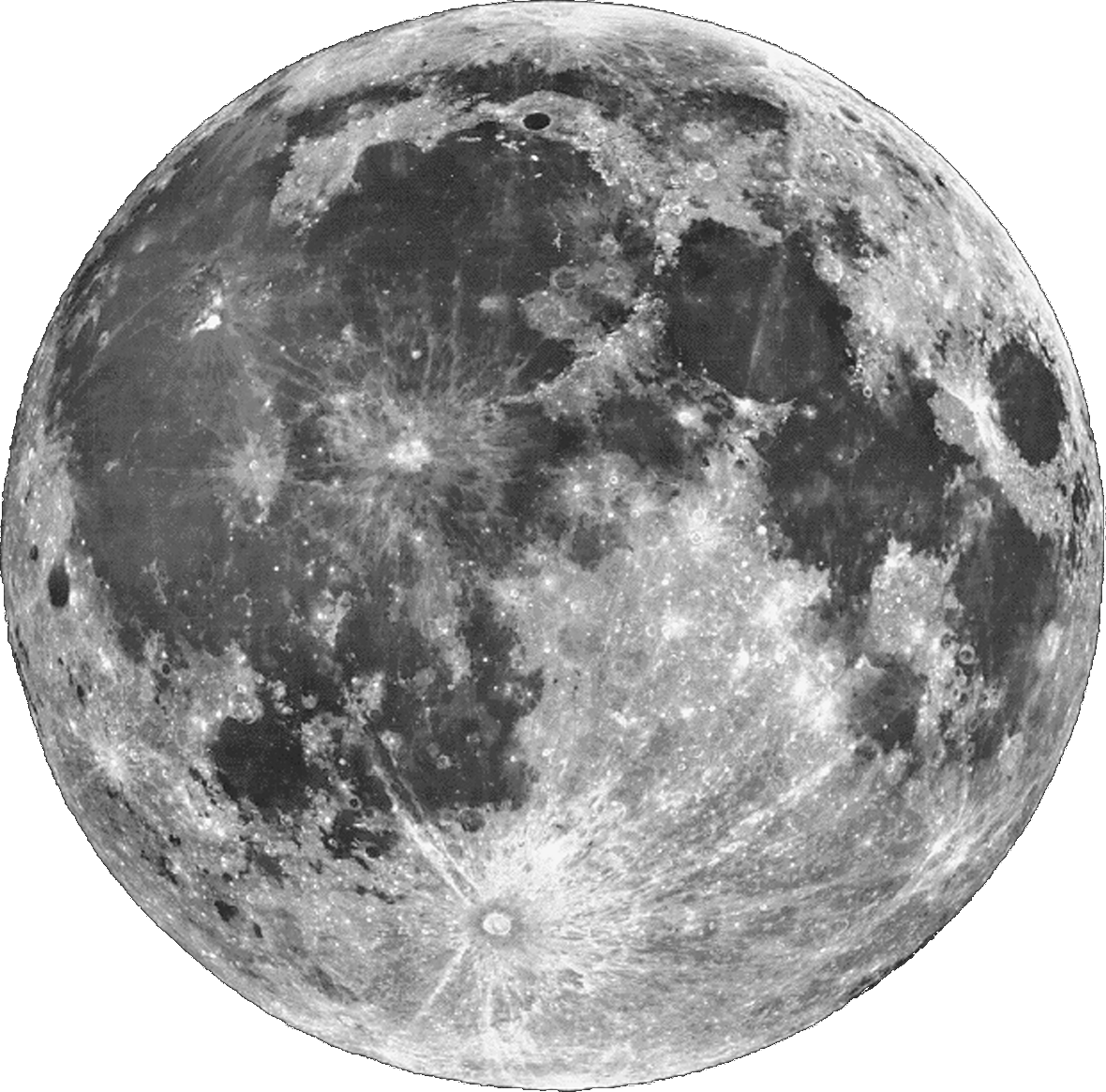 Full Moon PNG Free Download.